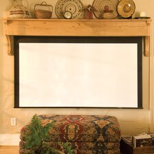Silhouette/Series M Radiant Electric Projection Screen