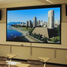 Access Series M Pearl White Manual Projection Screen
