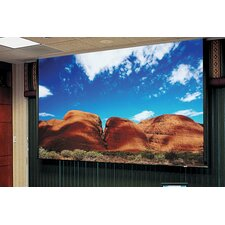Access/Series E Projection Screen with Quiet Motor