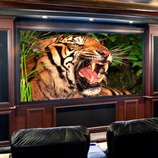 Clarion Clear Sound White Projection Screen