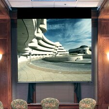 Envoy AV Format Projection Screen with Quiet Motor and Low Voltage Controller
