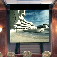 Envoy Matte White Electric Projection Screen