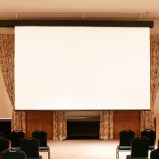 Rolleramic Glass Beaded Projection Screen