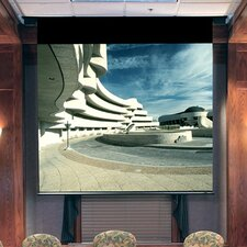 Envoy Matte White Projection Screen with Low Voltage Motor