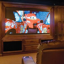 Onyx with Vertex CinemaScope Clear Sound Nano Perf Electric Projection Screen