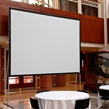 Ultimate Folding Projection Screen with Extra Heavy-Duty Legs