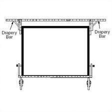 Drapery Bars for Dress Kit