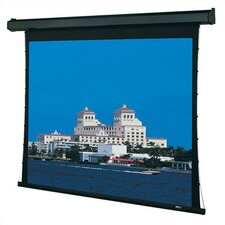 101687 Premier Motorized Front Projection Screen - 126 x 128""