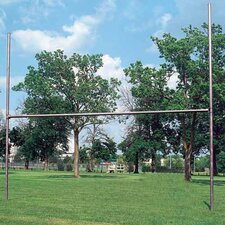 H-Style Galvanized Football Goalpost