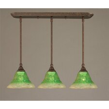<strong>Toltec Lighting</strong> Any Multi Light Mini Pendant
