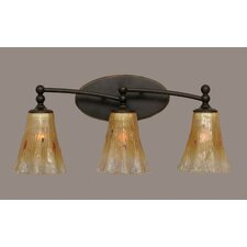 Capri 3 Light Bath Vanity Light