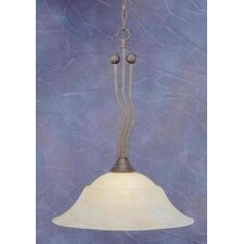 Wave 1 Light Downlight Pendant