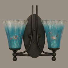 Capri 2 Light Wall Sconce
