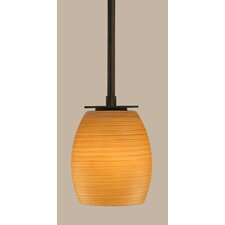 <strong>Toltec Lighting</strong> Apollo Mini Pendant