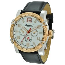 <strong>Ingersoll Watches</strong> Men's Tescalero Watch in White