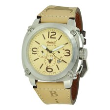 Bison No. 24 Men's Fine Automatic Watch