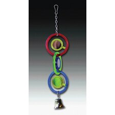 <strong>J.W. Pet Company</strong> Activitoys Triple Mirror Bird Toy