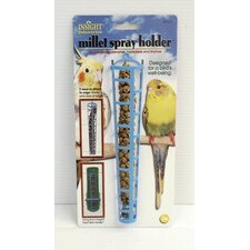 Bird Millet Spray Holder