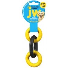 Mini Invincible Chains Triple Dog Toy