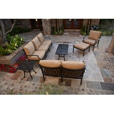 Newport 6 Piece Deep Seating Group