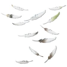 Quill Wall Décor (Set of 9)