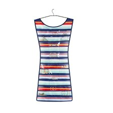 Striped Little Dress Jewelry Organizer