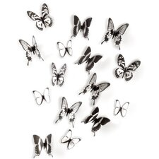Chrysalis Wall Décor (Set of 15)