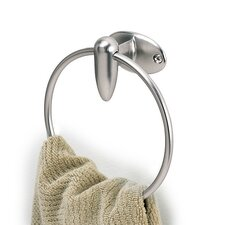 Stream Wall Mounted Towel Ring