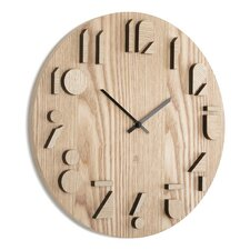 "16.25"" Shadow Wall Clock"