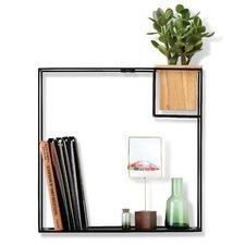 Cubist Floating Shelf Display