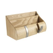 Cubby Wall Organizer in Natural