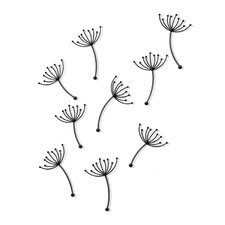 Pluff Wall Décor (Set of 9)