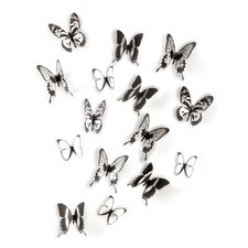 <strong>Umbra</strong> Chrysalis Wall Décor (Set of 15)