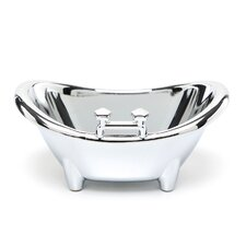 Muse Bath Tub Chrome Plated Ring Holder