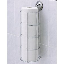 Suction Cup Toiletpaper Roll Holder