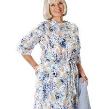 <strong>Silvert's</strong> Women's Nursing Home Wheelchair Dress