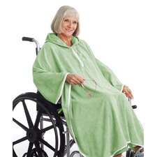 <strong>Silvert's</strong> Women's Terry Shower Cape