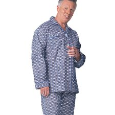 <strong>Silvert's</strong> Men's Cotton Pajamas in Assorted
