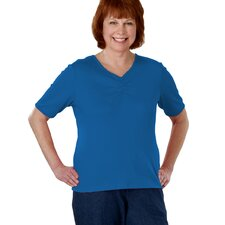<strong>Silvert's</strong> Womens Short Sleeve Top