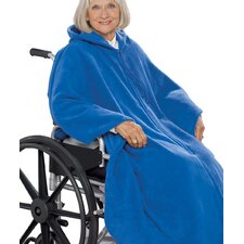 <strong>Silvert's</strong> Womens or Mens Wheelchair Poncho Cape
