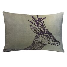 <strong>Kevin O'Brien Studio</strong> Deer Decorative Pillow
