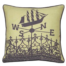 Widow's Walk Decorative Pillow