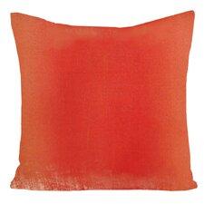Ombre Velvet Throw Pillow