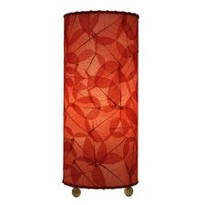 "Banyan 16.5"" H Table Lamp with Drum Shade"