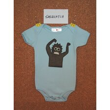 Sasquatch Bodysuit or Tee