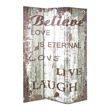 Believe Room Divider