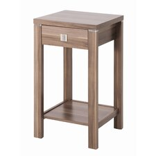 Samba Nut 74cm Console Table in Walnut