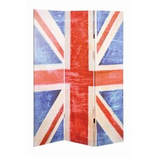 Union Jack Paravent Room Divider