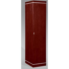 Belvedere Right Hand Facing Single Door Wardrobe
