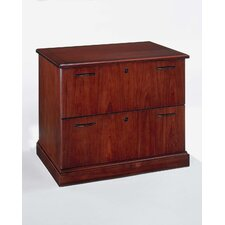 "Belmont 36"" W x 24"" D 2-Drawer  File Cabinet"